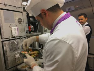 World Airline Awards; best Business Class Airline Catering