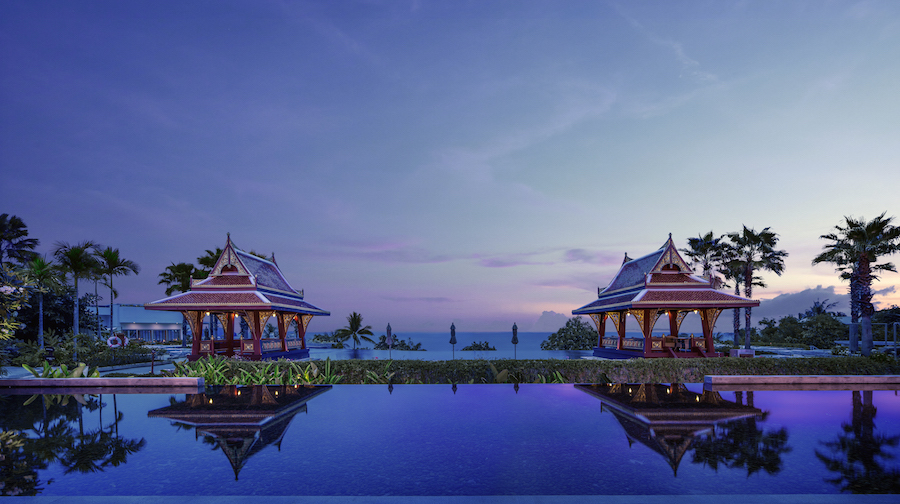 Fusion Wellness im Amatara Resort • The Thai Hammam Experience