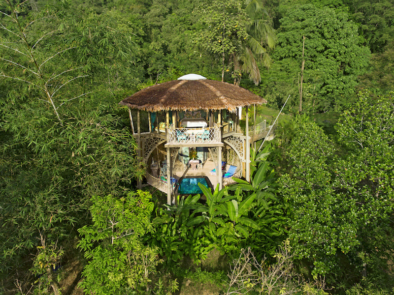 TreeHouse Villas in Thailand